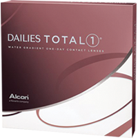 Dailies Total 1 contact lens