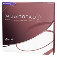 Dailies Total 1 multifocal contact lens