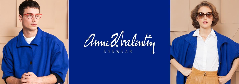 Anne Valentin eyewear