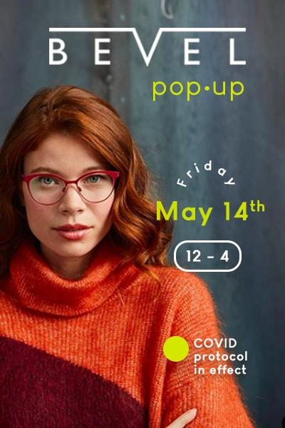 Bevel Pop up May 14 in Costa Mesa