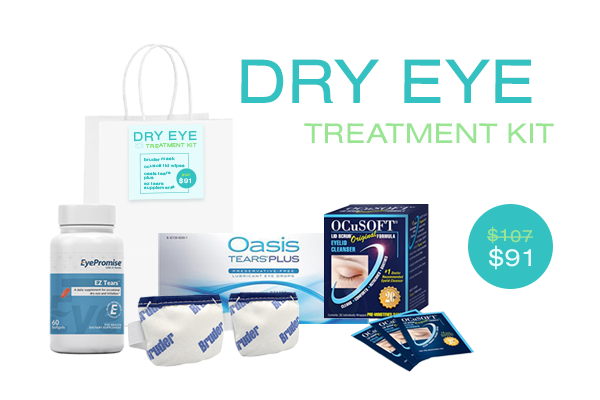 dry eye treatment kit