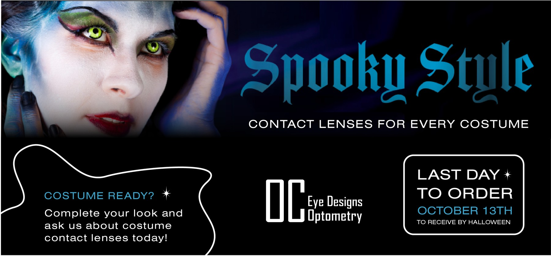 special effects spookly contact lenses