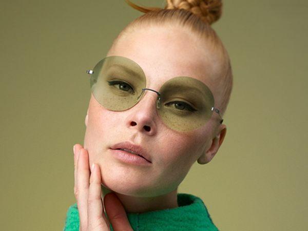 Lindberg sunglasses from Denmark