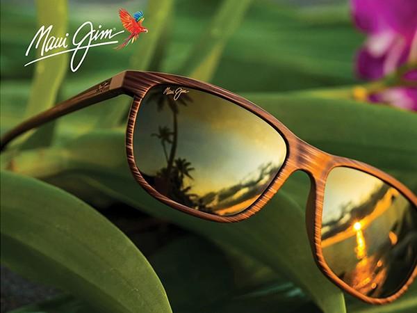 Maui Jim classic sunglass style