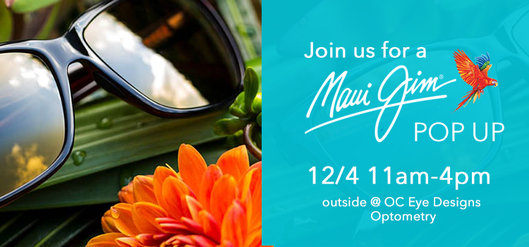 Maui Jim pop up in Costa Mesa
